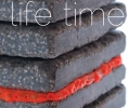 Life Time 0601 Granite & Clear/Fluorescent Acrylic 2006